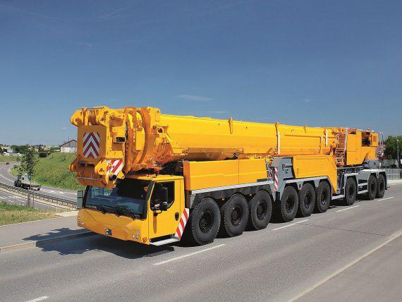 Žeriav 750 tun